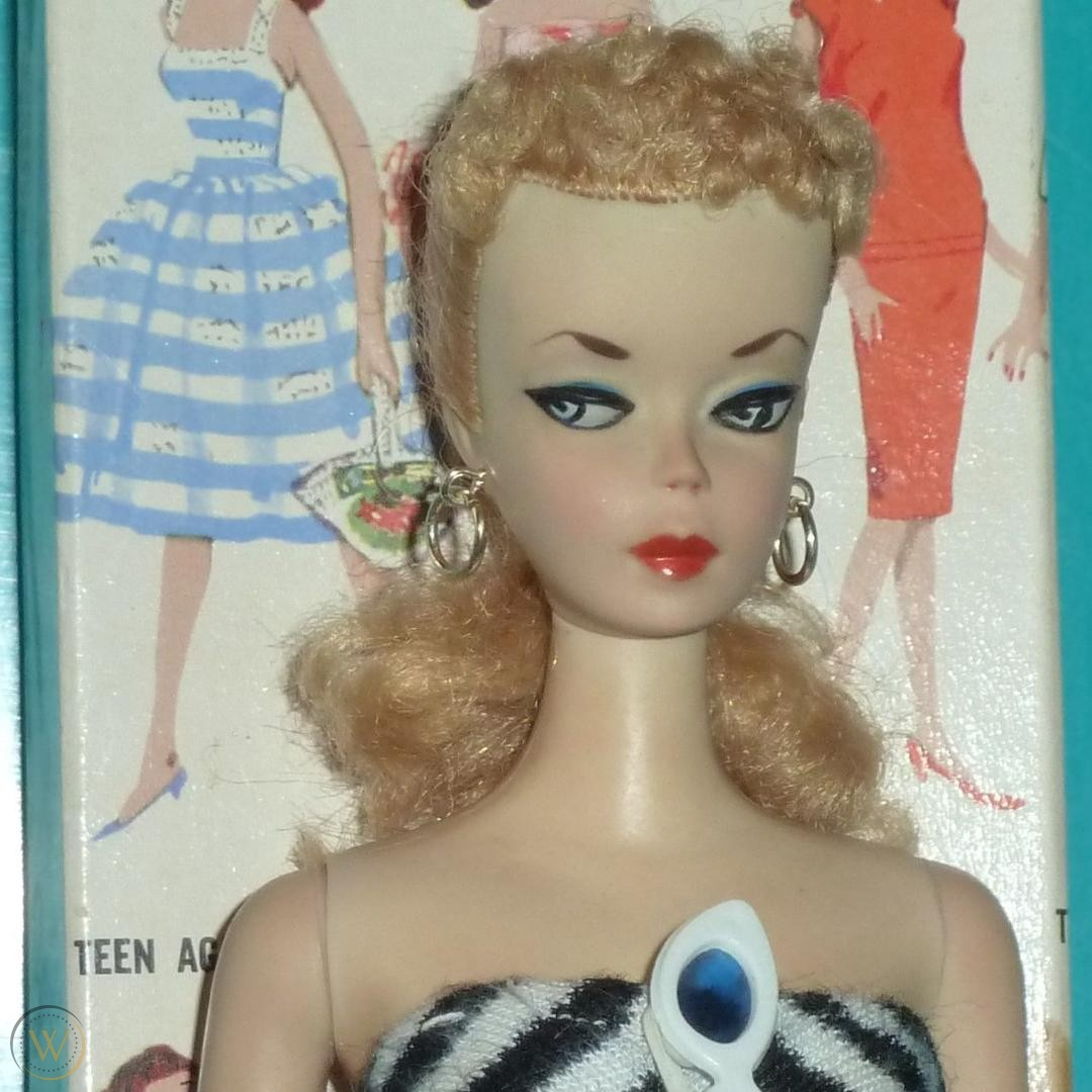 #2 Ponytail Barbie
